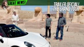 """O primeiro trailer de """"The Grand Tour"""" é melhor do que todos esperavam"""