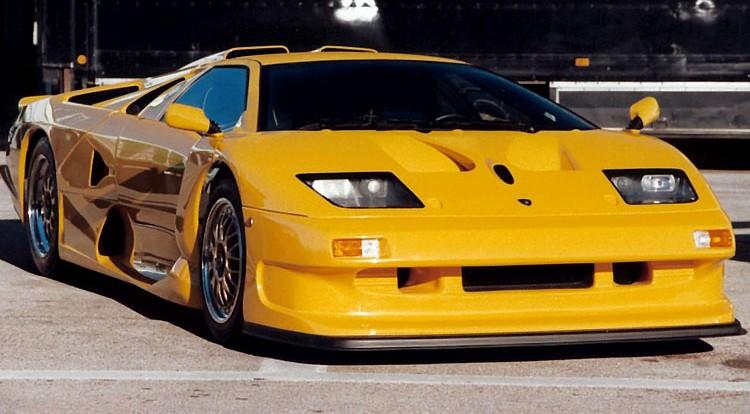 Diablo GT1 Stradale: o raríssimo especial de homologação da Lamborghini que você não conhecia