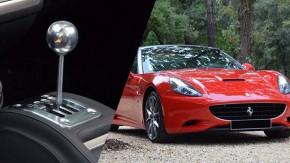 California: a última Ferrari com câmbio manual da história