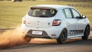 Acelerando o Sandero RS na Capuava – conheça os detalhes técnicos do hot hatch!