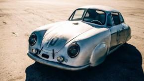 356 SL Gmünd Coupe: este é o primeiro carro de corrida da história da Porsche