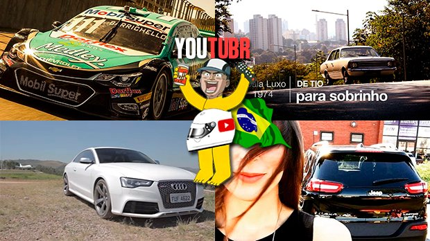 O Stock Car do Rubinho no Velo Città, um Opala de tio para sobrinho, a despedida do Audi RS5 e mais nos melhores vídeos da semana!
