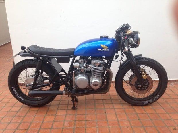 1 - Moto pronta