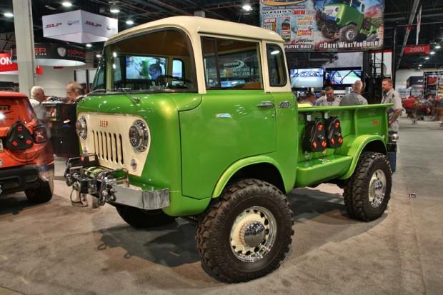 1958 Jeep FC170