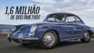 É assim que se parece um Porsche 356 com 1,6 milhão de quilômetros rodados