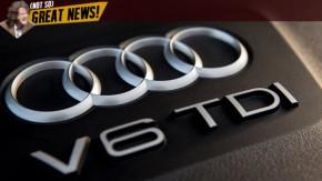 Autoridades descobrem mais um dispositivo para fraudar emissões nos Audi