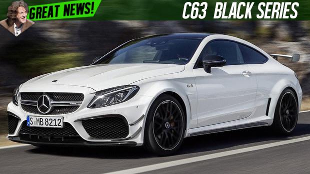 Mercedes AMG C63 Poderá Ganhar Versão Black Series
