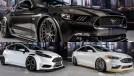 Um Mustang de fibra de carbono com 835 cv, um Fusion Sport de 330 cv e os destaques da Ford no SEMA Show