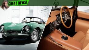Jaguar voltará a produzir o XKSS, a lendária versão de rua do seu campeão de Le Mans