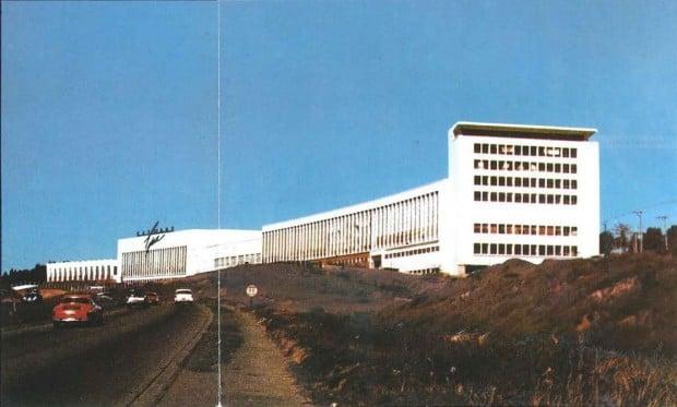 Karmann Ghia do Brasil anos 70