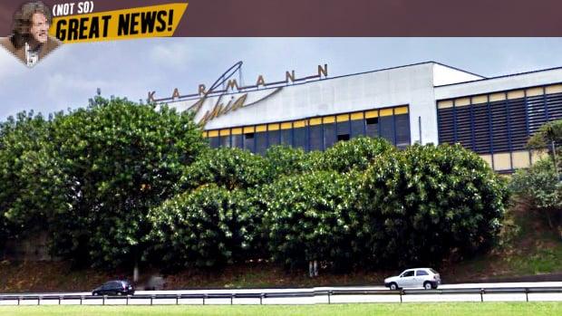 O fim da Karmann-Ghia: justiça decreta falência da fabricante