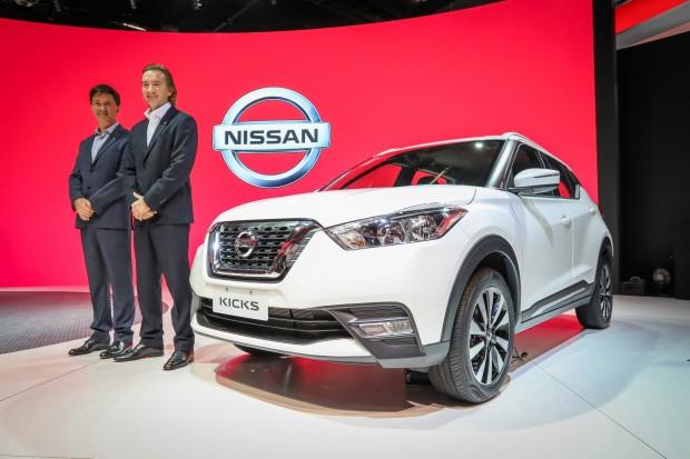 Nissan Kicks SV Limited chega para ampliar opções da linha do crossover global