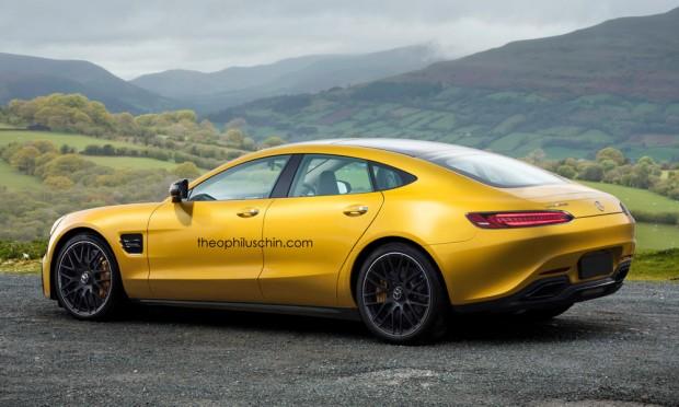 Mercedes-AMG-GT-four-door-renderings-2