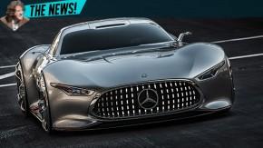 Hipercarro Mercedes-AMG usará mesmo um motor de Fórmula 1 – e terá tração integral
