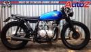 Project Bikes #337: a Honda CB500 Four Café Racer ficou pronta!