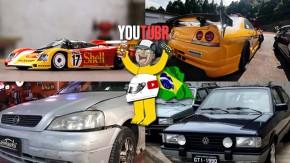 O mundo do plastimodelismo, os carros do Circuito de Ebisu no Japão, restaurando um Chevrolet Astra 2001 e mais nos melhores vídeos da semana!