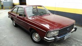 Este Corcel II 1979 está na medida para ser seu primeiro carro antigo