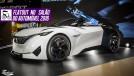 3008 vira um SUV de verdade, o belo conceito Fractal e mais no estande da Peugeot no Salão do Automóvel