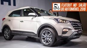 Creta, New Tucson e uma rival para Oroch e Toro: os destaques da Hyundai no Salão do Automóvel