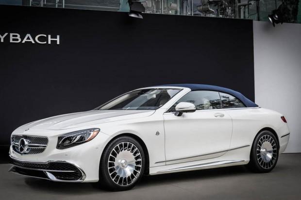 Exklusive Premiere des Mercedes-Maybach S 650 Cabriolets am Vorabend der LAAS 2016: Exclusive Premiere of the Mercedes-Maybach S 650 Cabriolets at the eve of the LAAS 2016