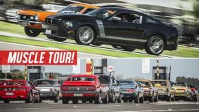 Muscle Tour: a tropa de V8 se reune mais uma vez em SP – veja nossa mega galeria!
