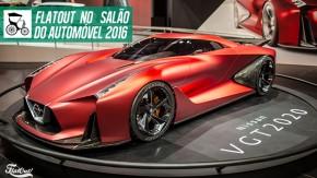 Nova Frontier, a chegada do GT-R e o Vision Gran Turismo 2020: as atrações da Nissan no Salão do Automóvel