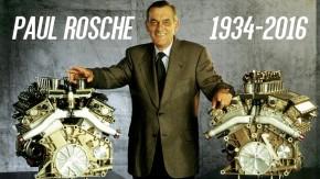 Paul Rosche, o homem que inventou os supermotores da BMW