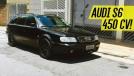 Audi S6 Avant preparado à venda: que tal uma perua com cinco cilindros e 450 cv na sua garagem?