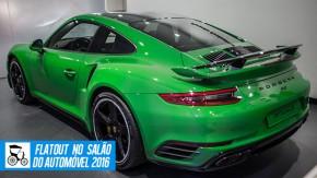 O novo Panamera, Cayenne S E-Hybrid, um 911 Turbo exclusivo e os destaques da Porsche no Salão de Sp