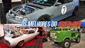 Battle of the Builders: os dez melhores projetos do SEMA Show 2016