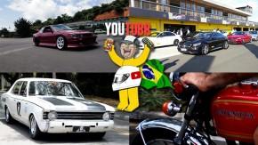 Um rolê no Circuito de Ebisu, AMG Performance Tour no Velo Città, um Opala em tributo a Chico Landi (com motor 4400!) e mais nos melhores vídeos da semana!