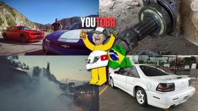 Acelerando Challenger Hellcat e Camaro SS nos EUA, um raríssimo Pontiac Grand Prix no Brasil, consertando os freios do Fusca e mais nos melhores vídeos da semana