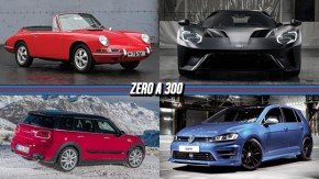 O primeiro 911 Cabriolet a venda, Ford começa a produção do novo GT, Oettinger lança novos kits para Golf GTI e mais!