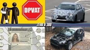 Seguro obrigatório (DPVAT) mais barato em 2017, Corolla usará motor BMW, CNH muda a partir de janeiro e mais!
