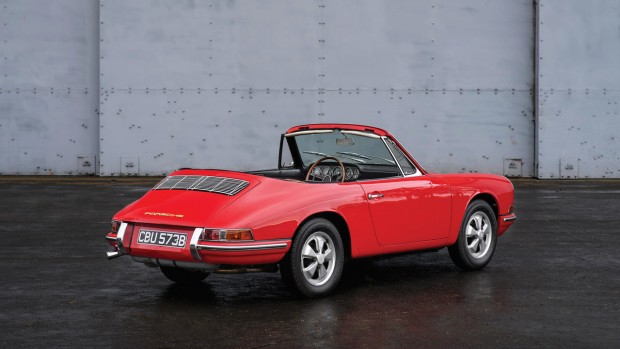 1964-porsche-911-cabriolet-prototype-auction-1