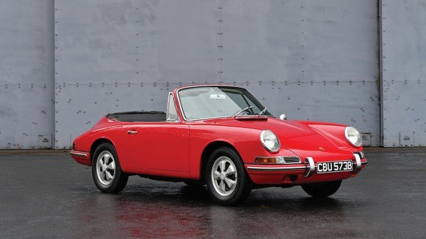 1964-porsche-911-cabriolet-prototype-auction