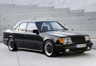 1988 Mercedes-Benz 300 E AMG 6.0 Hammer (W124)