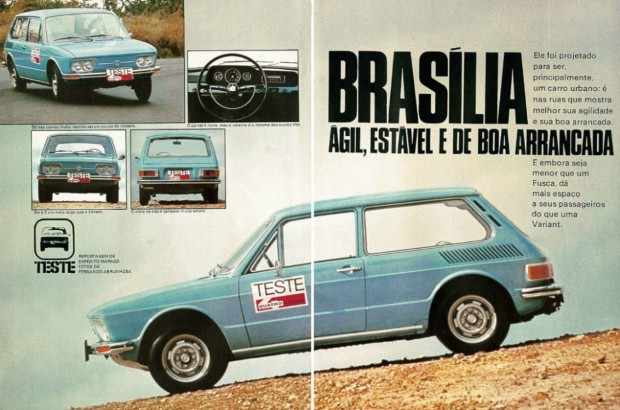 Brasilia - roda
