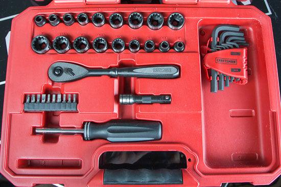 Craftsman-Universal-Mechanics-Tool-Set-Lower-Half-Case