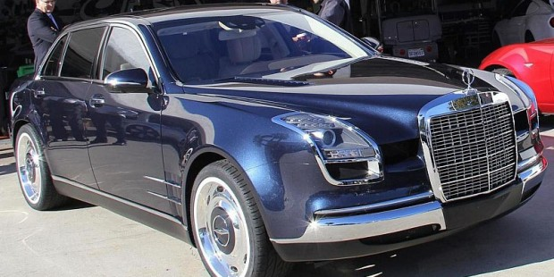 Mercedes-Royale