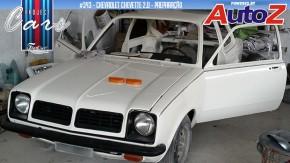 Project Cars #343: a pintura e a instalação do motor 2.0 no Chevette 1979
