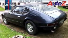 Project Cars #403: a história do meu Volkswagen SP2