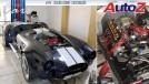 Construindo um Shelby Cobra na garagem: a história do Project Cars #413