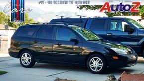 Ford Focus Wagon Mk1: a história do Project Cars #425