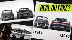 O Porsche 911 se tornou mesmo um esportivo enorme e pesado ao longo dos anos?