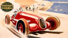 Qual foi a primeira corrida de carros da história?