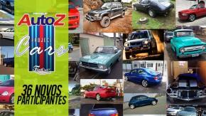 Conheça os 36 novos participantes do Project Cars do FlatOut!