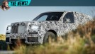 Rolls-Royce Cullinan: esta é a cara do novo SUV da marca britânica