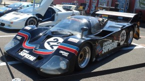 Countach QVX: o Lamborghini do Grupo C que você não conhecia