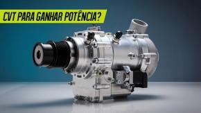 Como usar um CVT para produzir mais potência com compressores